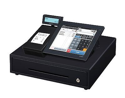 Touchscreen EPOS Cash Register Till System CONVIENCE SHOP - NO ONGOING CHARGES