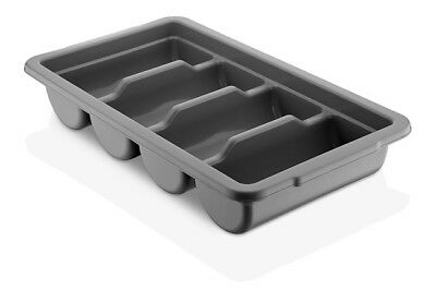 TemoWare Cutlery Tray - Dispenser 4 Compartments 530(L) x 290(W) x 100(D) MM