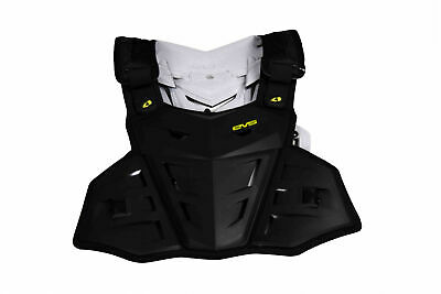 EVS Sports 412300-0113 F1 Roost Guard (Black, Large/X-Large)