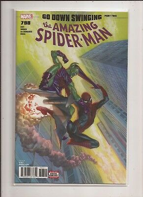 Amazing Spiderman 798 1st Print Alex Ross Cover 1st Appearance Red Goblin NM