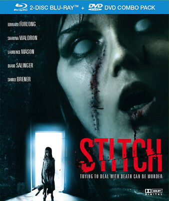 Stitch [2 Discs] [Blu-ray/DVD] (Blu-ray Used Like New) BLU-RAY