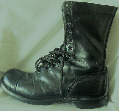 US Air Force Army Boots Corcoran Brand of Quality Gr 45 US 11,5 Made in USA