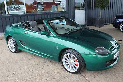 Trophy Cars Mgf Mgtf 160 Sprint,only 31K,full Service History,new Headgasket