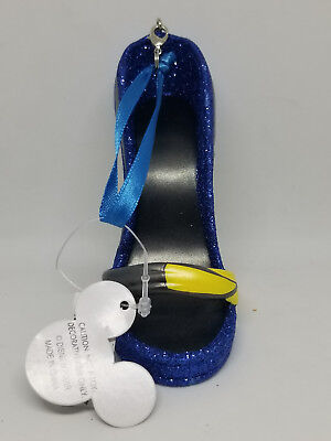 Disney Parks Dory Runway Shoe Ornament Christmas Finding Nemo NEW With Tags
