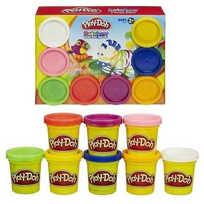 Play-doh Rainbow Starter Pack 470ml. Shipping Included
