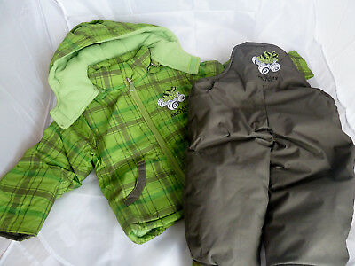 Baby Boys 2 piece BUGA set by Kenster Denim Excellent Clean Condition age 2