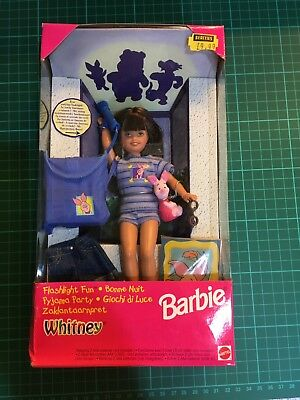 Barbie -  Janet and Tigger