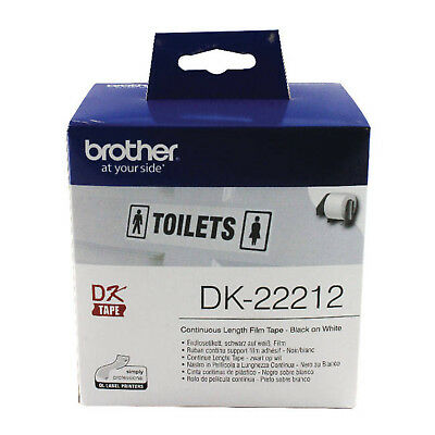 Original DK-22212 pour Brother Imprimantes