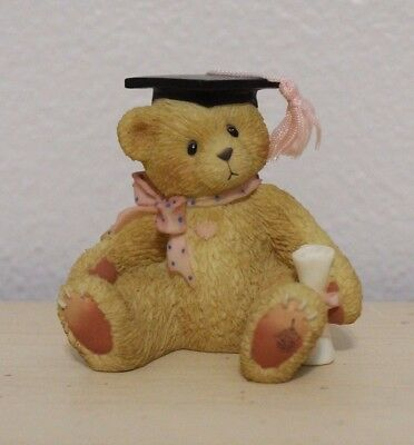 Cherished Teddies Girl Graduation #127957 - The Best Is Yet To Come - 1995