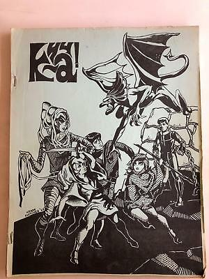 CAPA-Alpha #44 1968 Thompsons Ronn F oss Wendy Pini and More