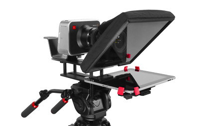 UltraLight Affordable Tablet Teleprompter - Prompter People