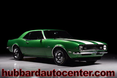 Chevrolet Camaro Z28 Rare factory options, #'s matching, lots of docume 1968 Camaro Z28, Fully Restored, Protecto-Plate, Extensive history and documents