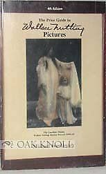 PRICE GUIDE TO WALLACE NUTTING PICTURES By Michael Ivankovich **BRAND NEW**