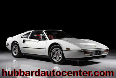 Ferrari 328 Recent major service with receipts, platinum award 1987 Ferrari 328 GTS, Recent Major Service, Ferrari Club Platinum Aaward Winner!