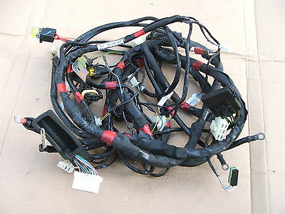 Aprilia Sr Mt 125 2014 Mod Electrical Harness Good Condition