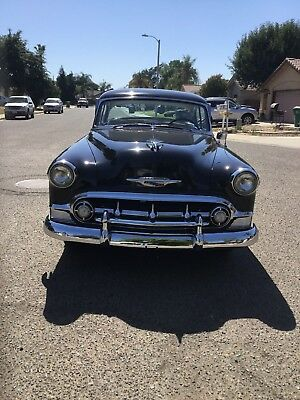 1953 Chevrolet Bel Air/150/210  1953 bel air hard top