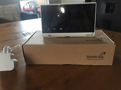 BRITISH GAS Smart Meter Energy Monitor Energy Usage Meter Perfect  Working .