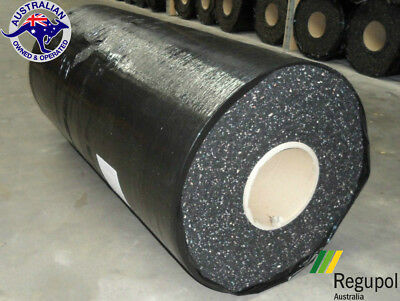 Regupol 5mm Impact Sound Acrostic Rubber Underlay for Laminate Floating Floors