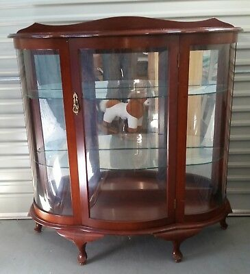 Beautiful piece of Antique Furniture (Display  Cabinet )