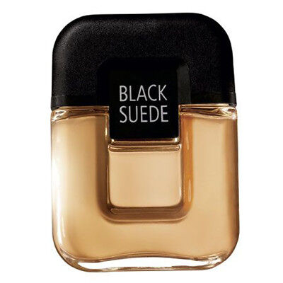 Black Suede Mini Cologne by Avon EDT 15 ml / 0.5 oz - NIB