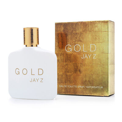 Gold Jay Z Mini Cologne Spray by Jay Z EDT 15 ml / 0.5 oz - NIB