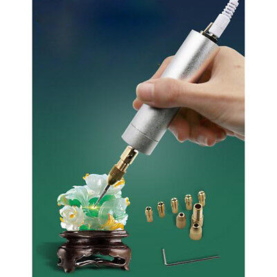 Drill Hobby Electric rotary mini Drill Grinder Engraving Sanding Set Tool