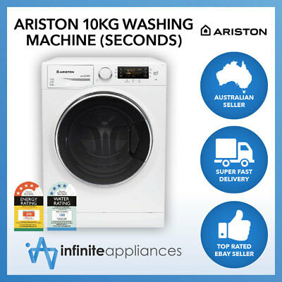 Ariston 10kg Natis Front Load Clothes Washing Washer Machine RPD 106 (Seconds)