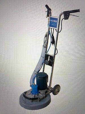 Sapphire Scientific Hoss 700 Rotary Carpet Cleaning Extractor