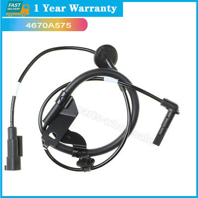 4670A575 For Mitsubishi Outlander Lancer ASX Front Left ABS Wheel Speed Sensor