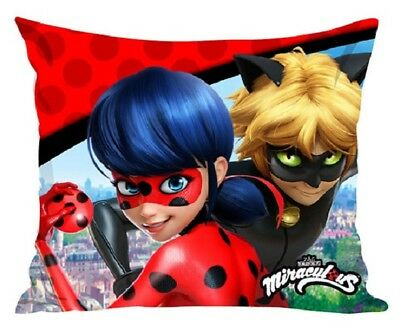 MIRACULOUS LADYBUG Cat Noir Adrien cushion cover 40x40 cm pillow cover case