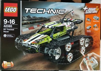 NEW - LEGO Technic RC Tracked Racer 2017 (#42065) - FREE SHIPPING