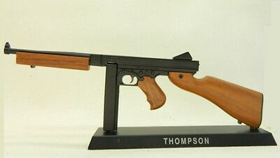 1/4 Scale Us Army Ww2 Thompson M1A1 Military - Diecast Metal Display Model D-Day