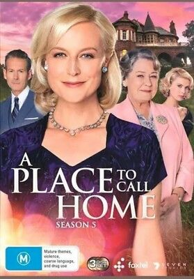 A Place to Call Home - Season 5 New Sealed