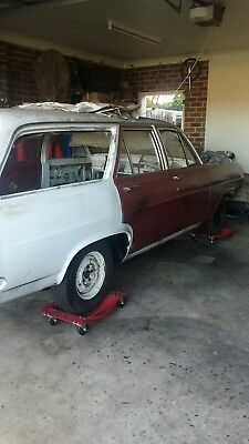 holden hd wagon