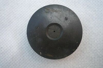 Iris diaphragm for a Powell & Lealand microscope condenser ? ?