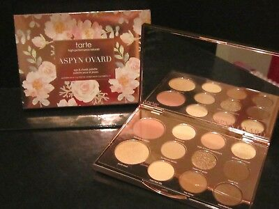 Tarte Aspyn Ovard Ltd Ed Eye & Cheek Palette~Authentic~Cruelty Free~Gorgeous!!