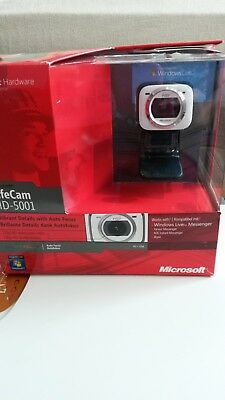 Microsoft LifeCam HD-5001 webcam