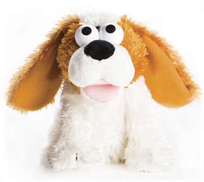 New Chat Back Dog Repeats Everything You say  Kids will love it Plush Toy Soft F