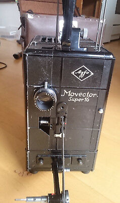 Movector Super 16 AGFA 16mm 1935