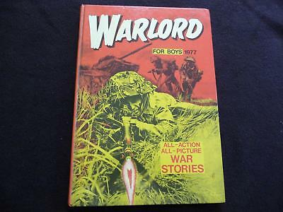 Warlord Annual 1977 (LOT#877)