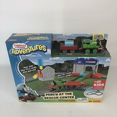 Thomas And Friends Adventures Percy At The Rescue Center New Sealed