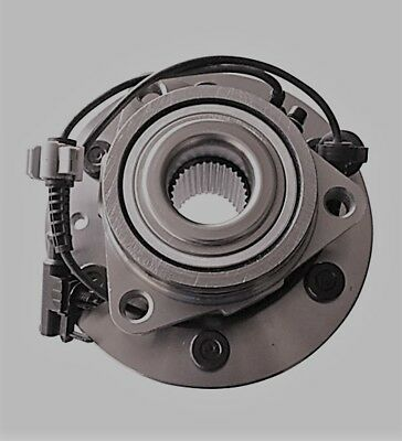 Axle Bearing and Hub Assembly Front 10012015 Omni Parts