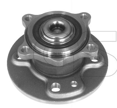 Axle Wheel Bearing And Hub Assembly Rear fits 07-15 Mini Cooper