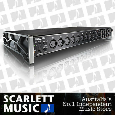 TASCAM US-16X08 16x8 Channel USB 2.0 Audio Interface for Mac, Windows and iPad