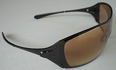 Women's Authentic Oakley Dart Black Sunglasses