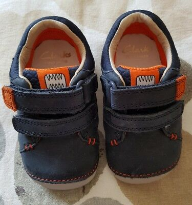 Clarks first shoes size 3.5H