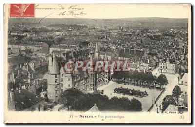 CPA Nevers Vue Panoramique