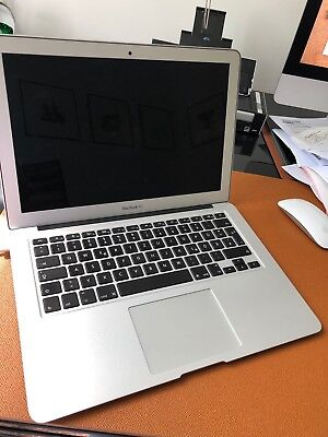 Apple Macbook Air  (Mitte 2012) 1,8GHz /4GB /121GB /1A Zustand inkl. MagicMouse