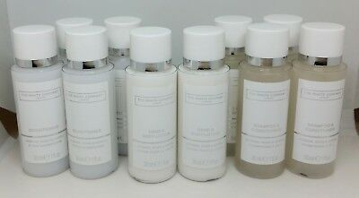 """The White Company """"Flowers"""" Shampoo & Conditioner, Hand & Body Lotion, 300ml Set"""