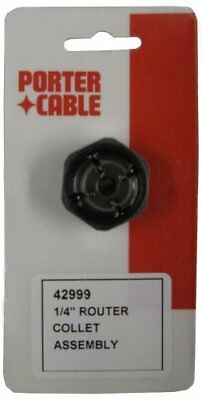 PORTER-CABLE 42999 1/4-Inch Self Releasing Collet New